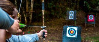 Лук и стрелы метательное оружие