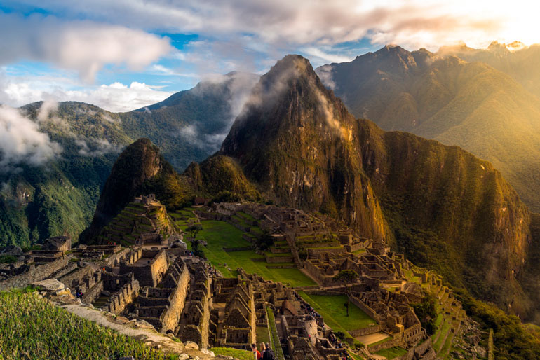 Мачу-Пикчу - цивилизация инков