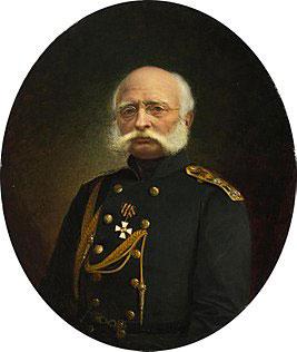 Фёдор Петрович Врангель