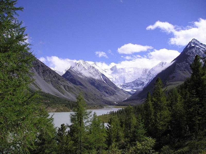 Экологический туризм на Алтае